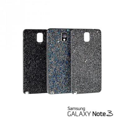 Samsung Galaxy Note 3: ufficiali le cover con cristalli Swarovski