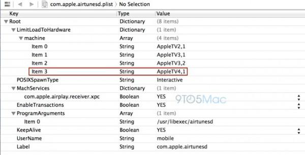 Apple TV: indizi in iOS 7 sul nuovo modello 2014