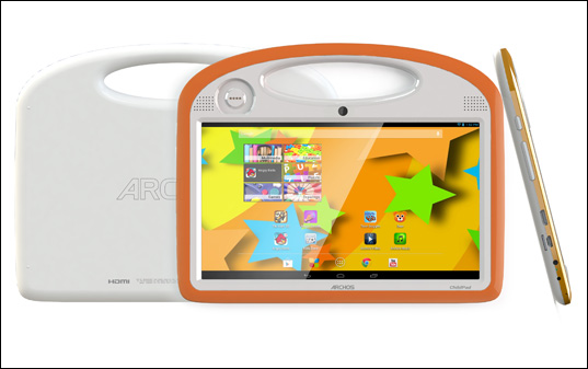 Archos 101 ChildPad: nuovo tablet Android per i bambini