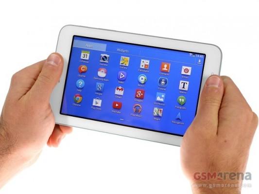 Samsung Galaxy Tab 3 Lite 7.0: video anteprima dell'interfaccia utente