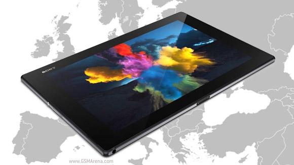 Sony Xperia Tablet Z2: prezzi delle configurazioni Wifi e 4G LTE