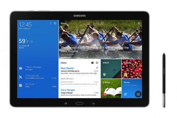 Samsung Galaxy Note Pro disponibile per la vendita in UK