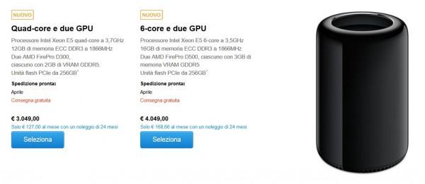Mac Pro 2013: ancora ritardi, uscita rimandata ad Aprile