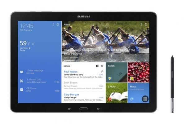Samsung GALAXY Note PRO 12.2: prezzo in Italia 899 euro