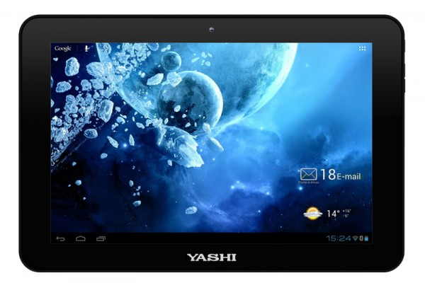 Yashi Ypad A10: tablet Android tutto italiano che costa 219 euro