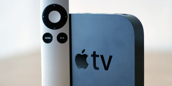 Apple TV: nuovo modello con webcam in stile Kinect