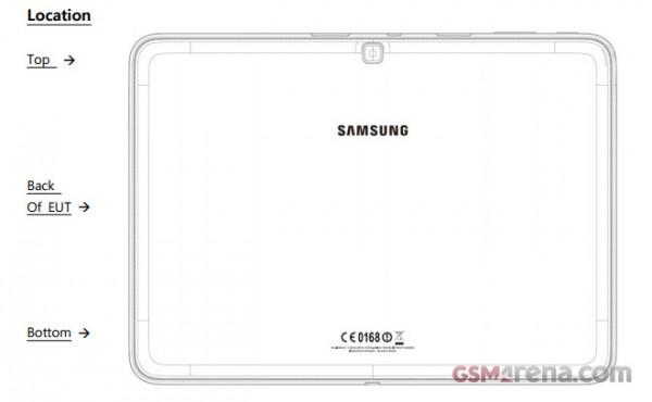 Samsung Galaxy Tab 4 10.1 certificato dall'ente FCC