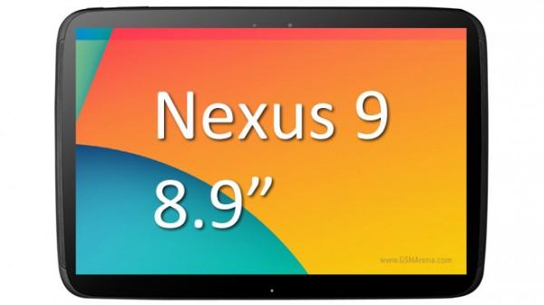 Google Nexus 9: primi rumors su caratteristiche e prezzo