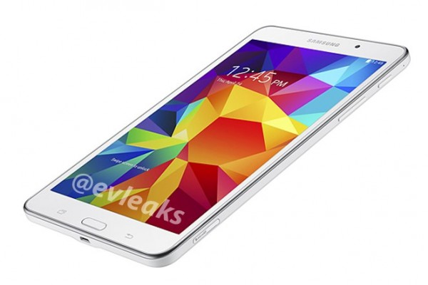 Samsung Galaxy Tab 4 7.0: caratteristiche e immagini ufficiali