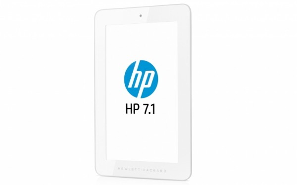 HP 7 Plus e HP 7.1: nuovi tablet Android da 99 euro