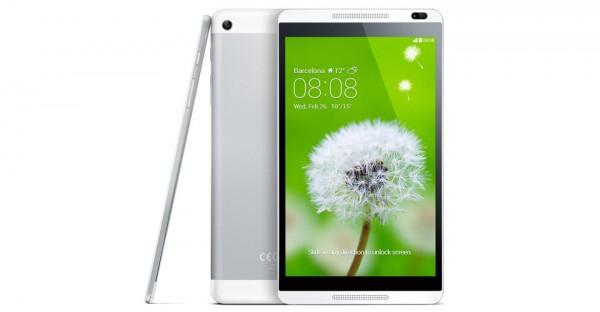Huawei MediaPad M1: nuovo tablet da 8 pollici che costa 299 euro