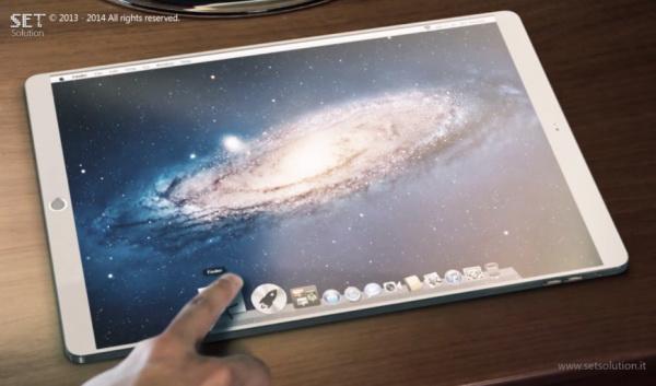 Apple non più interessata all'iPad Pro da 13 pollici