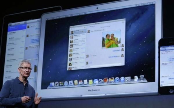 Tim Cook parla di iPhone, computer Mac e novità del 2014