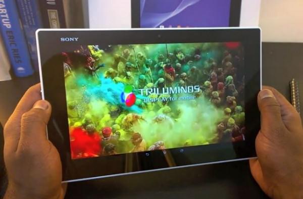 Sony Xperia Z2 Tablet: video sul contenuto della confezione
