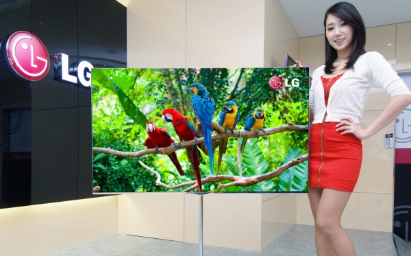 Apple iTV: nuovi rumors sui display OLED da 65 pollici