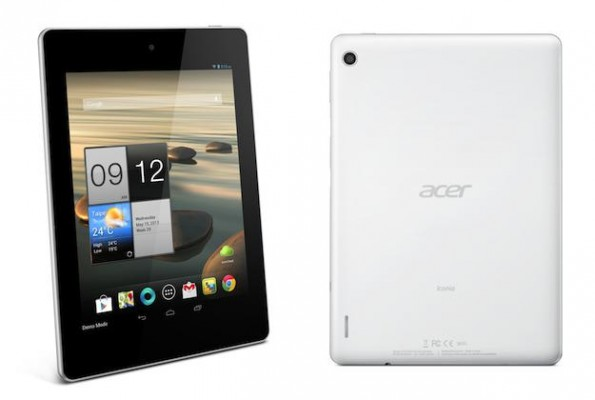 Acer Iconia A5-810: tablet Android con processore a 8 core