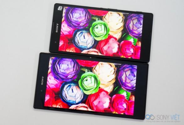 Sony Xperia T2 Ultra a confronto con l'Xperia Z Ultra