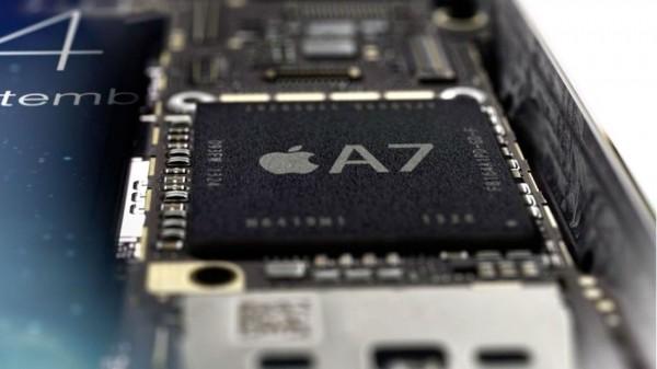 Apple A7: il chipset che offre prestazioni di classe desktop