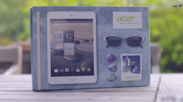 Acer Iconia A1-830: video unboxing, prezzo in Italia 160 euro