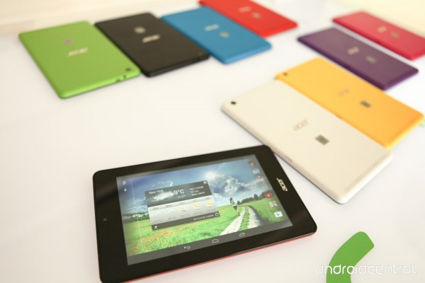 Acer annuncia i nuovi tablet Iconia Tab 7 e Iconia One 7