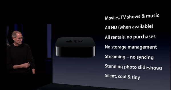 "Steve Jobs voleva una ""bacchetta magica"" per l'Apple TV"