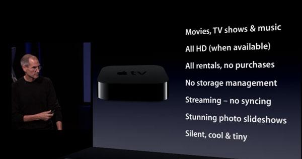 "Steve Jobs voleva una ""bacchetta magica"" per l'Apple TV"