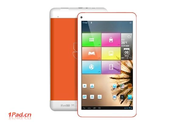 iFive 100: nuovo tablet Android che costa solo 50 dollari