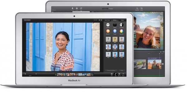 Apple annuncia la gamma 2014 degli ultrabook Macbook Air