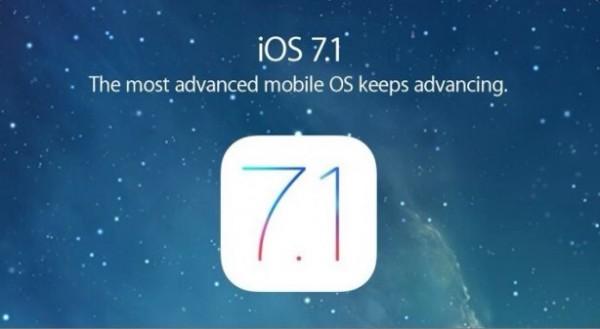 iOS 7.1.1 disponibile per il download, bugfix e piccole novità