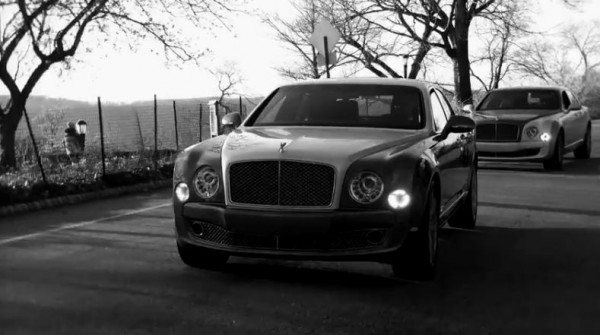 Bentley: nuova pubblicità girata con l'iPhone 5S e montata con l'iPad Air