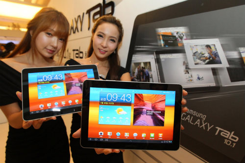 Samsung Galaxy Tab S: nuovi tablet Android con display AMOLED