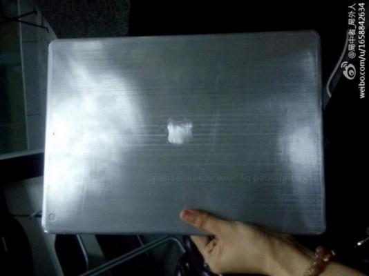 iPad Pro da 13 pollici: immagine della cover posteriore