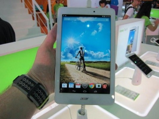 Acer Iconia Tab 8: nuovo tablet Android che costa 199 euro