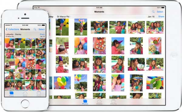 Apple iOS 8 Beta 2: elenco completo di tutte le novità