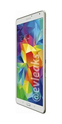 Samsung Galaxy Tab S 8.4: ecco le immagini ufficiali