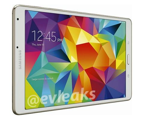 Samsung Galaxy Tab S avrà il lettore di impronte digitali