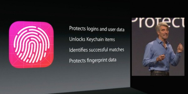 Touch ID e iOS 8: in arrivo l'integrazione con Paypal