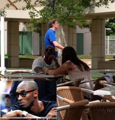 Kobe Bryant: test dell'Apple iWatch con altri atleti