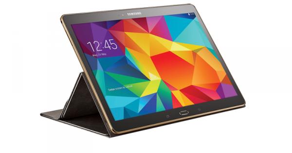 Samsung Galaxy Tab S: ecco gli accessori ufficiali