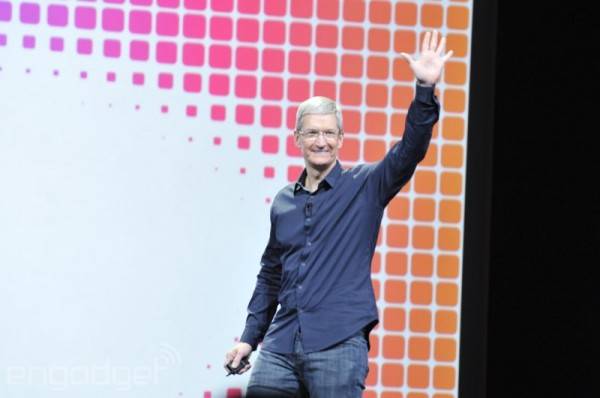 Apple WWDC 2014: inizia l'evento di iOS 8 e OS X 10.10