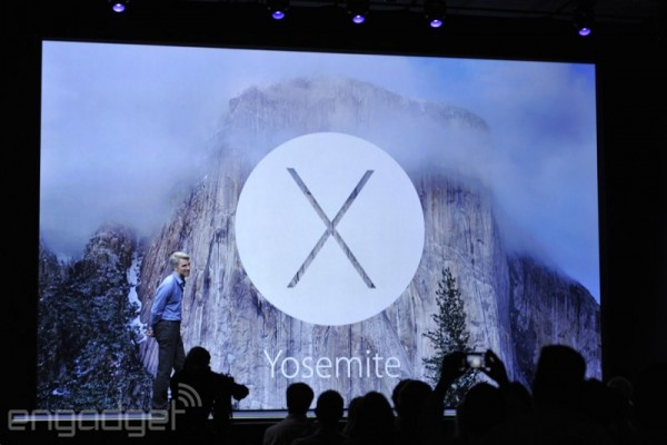 Apple WWDC 2014: OS X 10.10 Yosemite è ufficiale