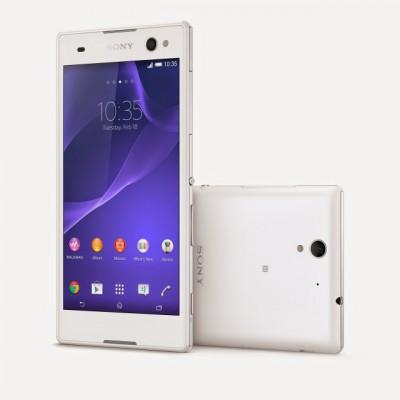 """Sony Xperia C3: caratteristiche, prezzo e uscita in Italia per il phablet """"selfie"""""""