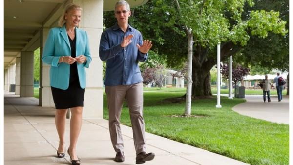 Apple e IBM: nasce accordo per le app professionali