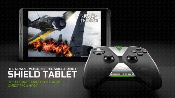 NVIDIA Shield Tablet: caratteristiche, prezzo e uscita in Italia