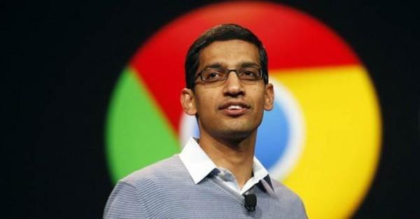 Sundar Pichai di Google: ecco perchè Android è meglio di iOS 8
