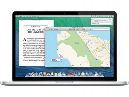Apple OS X 10.9.4 Mavericks: download e novità