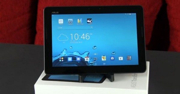 ASUS Transformer Pad TF303K: video recensione e prime impressioni