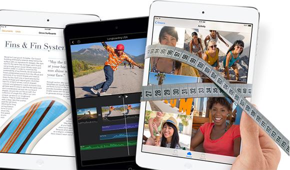 Apple iPad Mini 3 sarà il 30% più sottile, in arrivo iPad Maxi