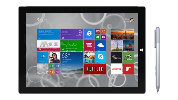 Microsoft Surface Pro 3: prezzo scontato con le promozioni per studenti