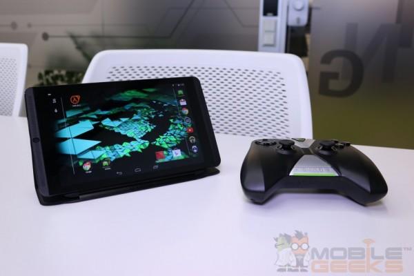 NVIDIA Shield Tablet: video unboxing e prime impressioni d'uso